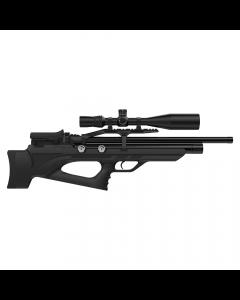 Aselkon MX10 Black Bullpup PCP-Luftgevær - 4,5 mm.