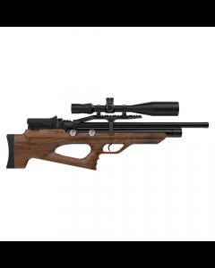Aselkon MX10 Wood PCP-Luftgevær - 4,5 mm.