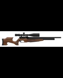 Aselkon MX5 Wood PCP-Luftgevær - 4,5 mm.