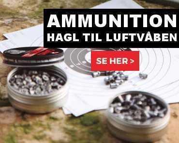 Billige hagl til luftgevær og luftpistoler