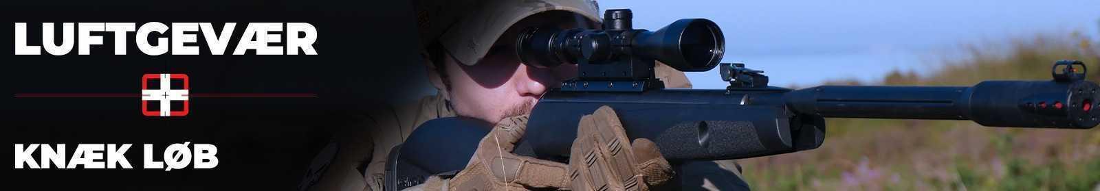 Luftgevær - knækløb
