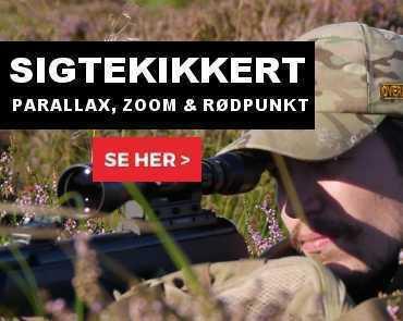 Sigtekikkert til luftgevær og luftpistoler