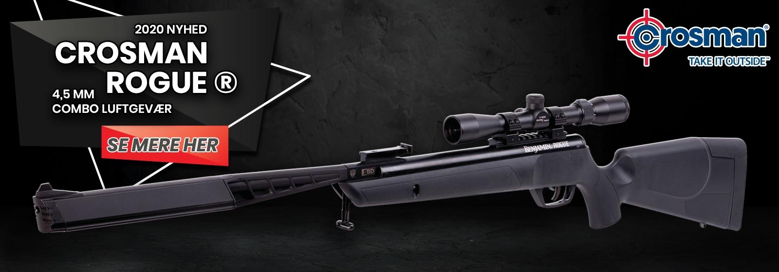 Crosman Rogue® Combo luftgevær